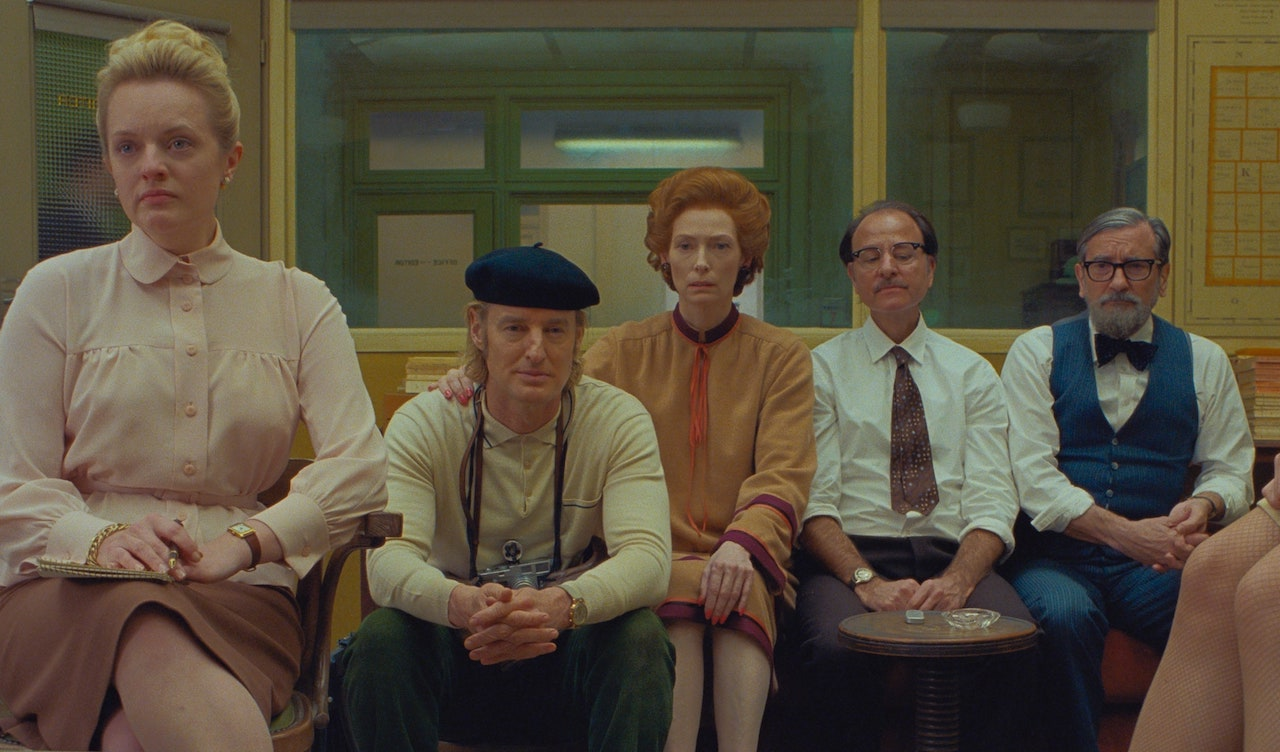 The French Dispatch, Cinematographe.it