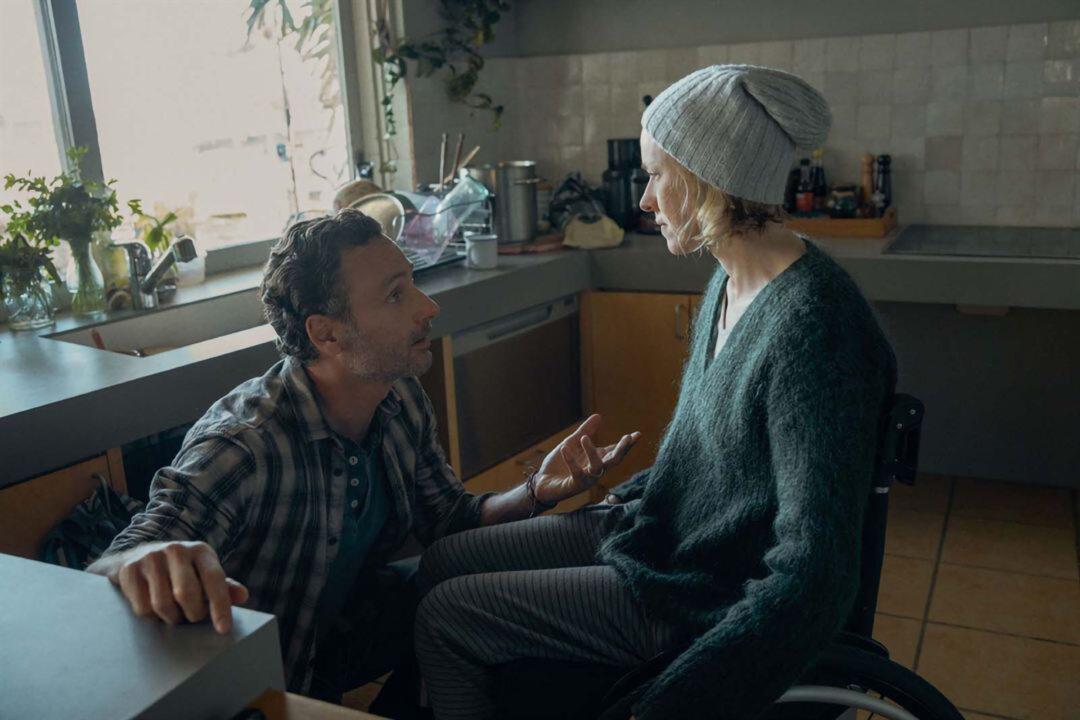 Naomi Watts e Andrew Lincoln, cinematographe.it