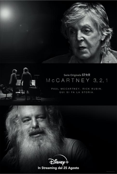Mc Cartney 3, 2, 1