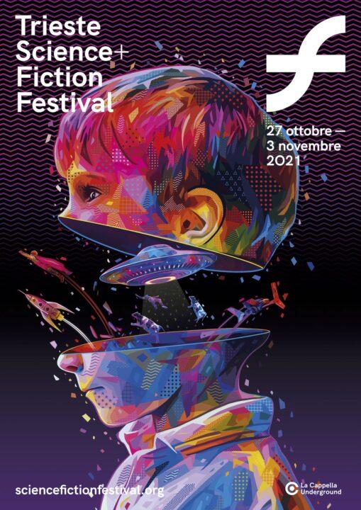 Trieste Science+Fiction Festival 2021 poster - Cinematographe.it