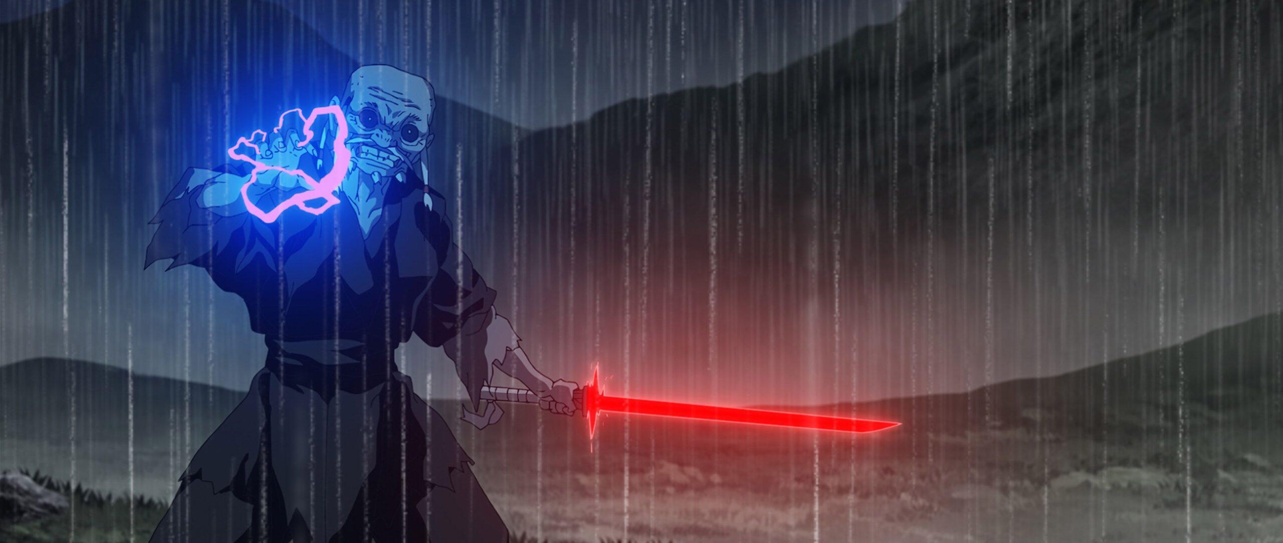 Star Wars: Visions The Elder