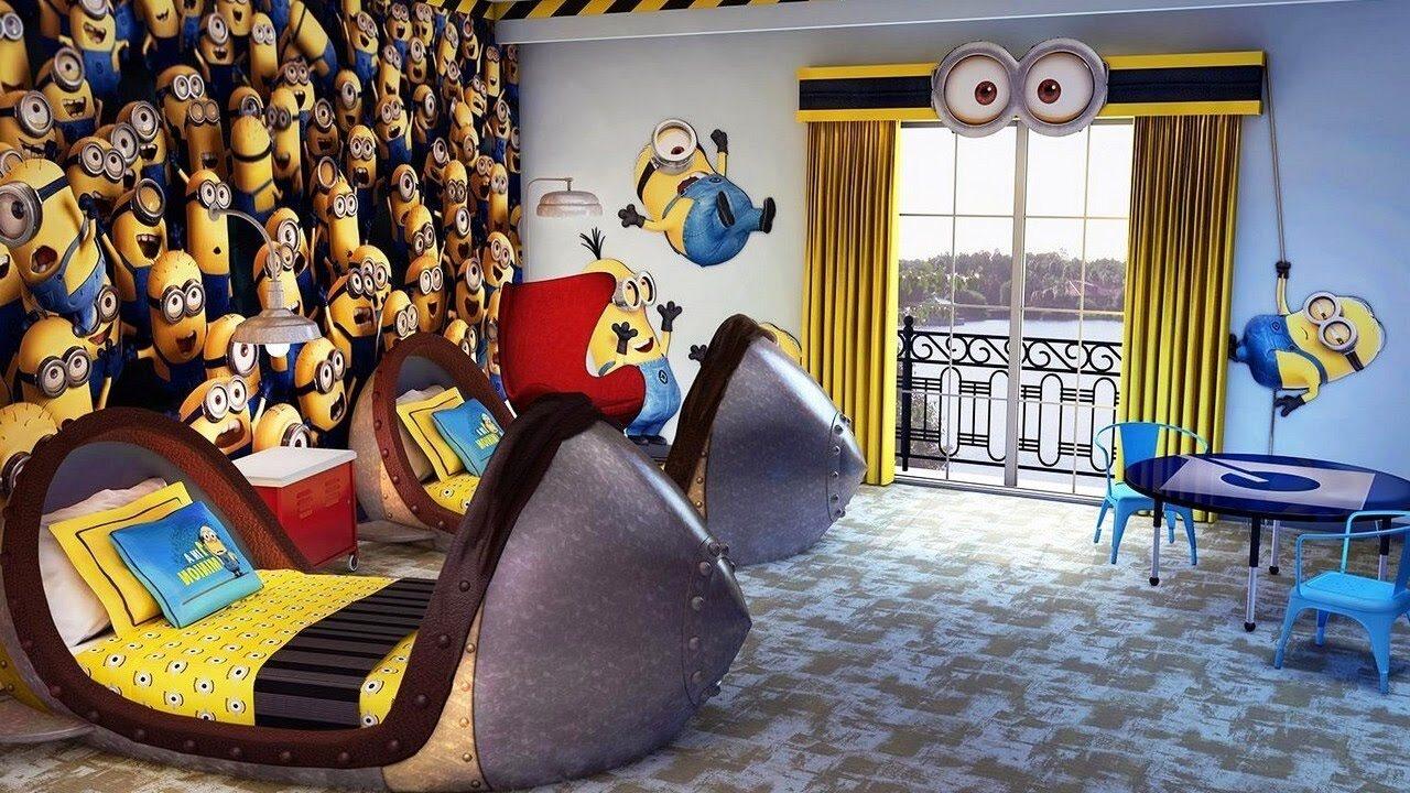 i 10 miglior hotel a tema cinema e fumetti