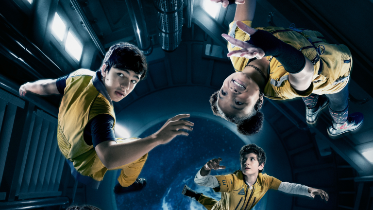 the astronauts cinematographe.it