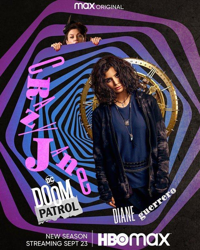 Doom Patrol 3 poster 02 - Cinematographe.it