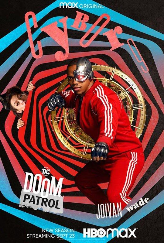 Doom Patrol 3 poster 03 - Cinematographe.it