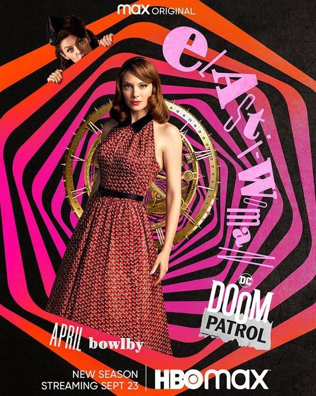 Doom Patrol 3 poster 04 - Cinematographe.it