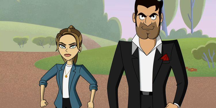 Lucifer 6: Netflix ha rilasciato le prime immagini dell'episodio animato