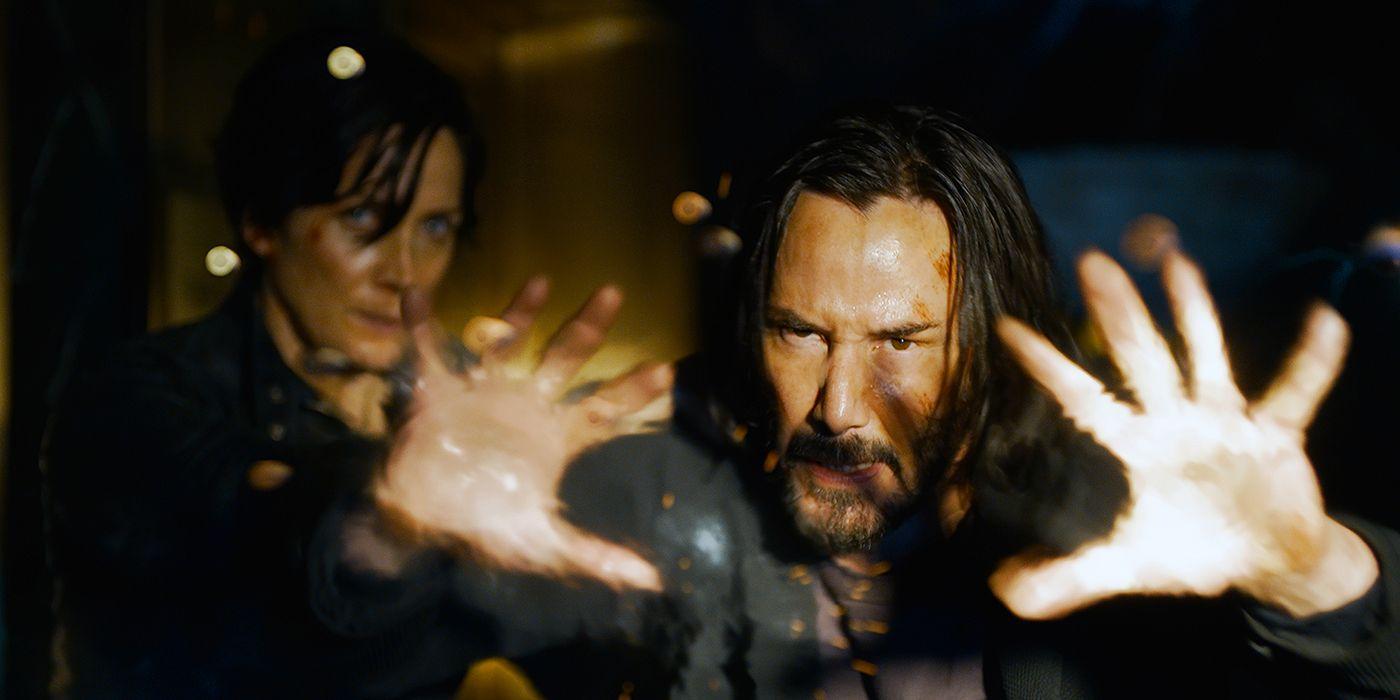 matrix resurrection cinematographe.it