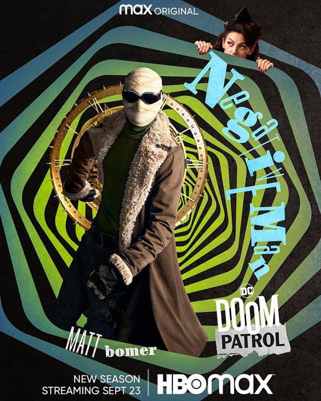 Doom Patrol 3 poster 06 - Cinematographe.it