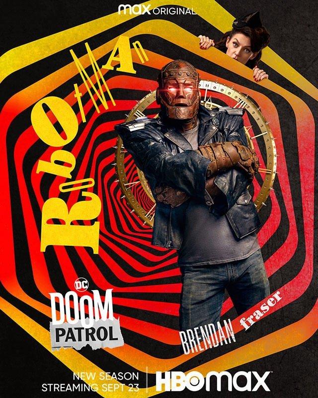 Doom Patrol 3 poster 05 - Cinematographe.it