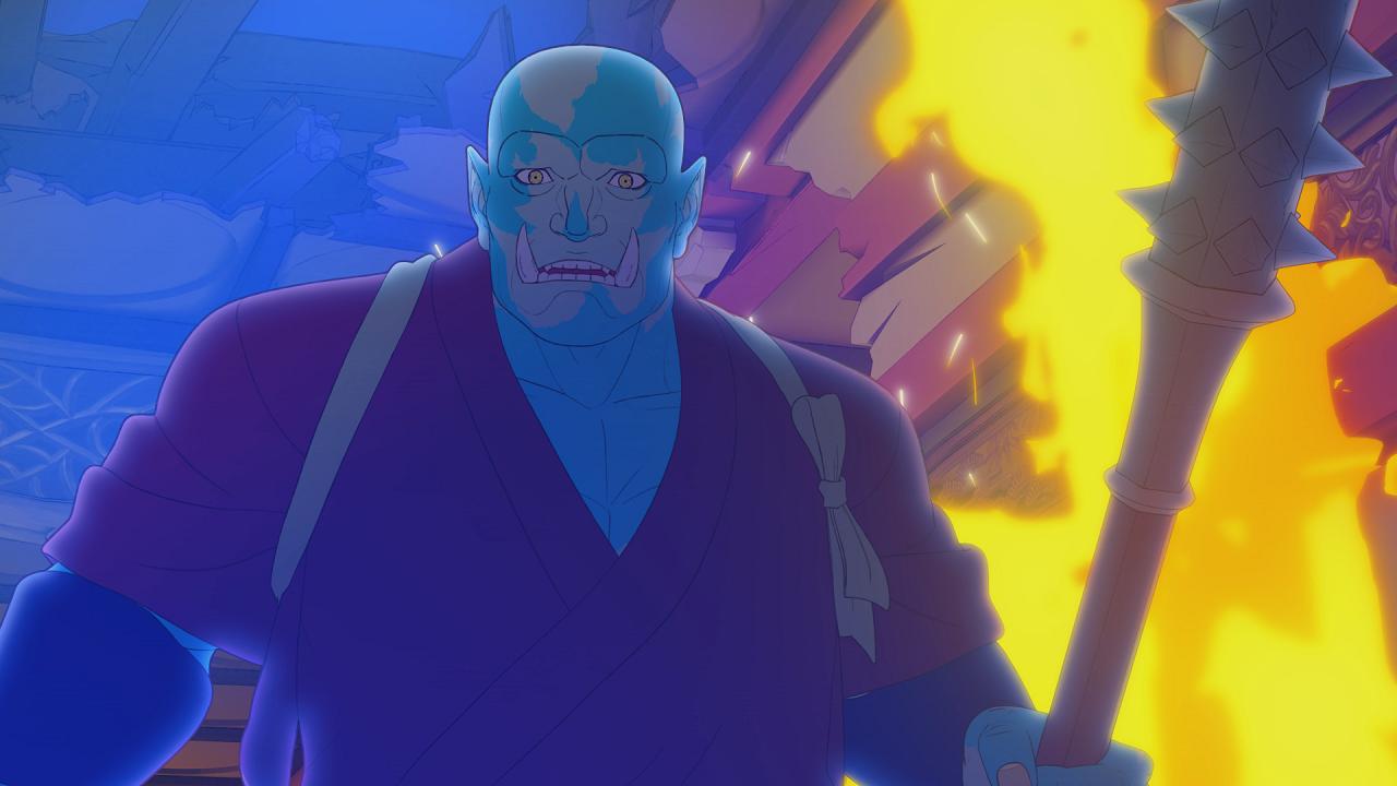 Bright Samurai Soul cinematographe.it